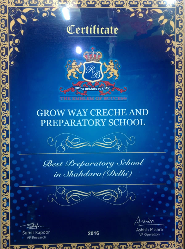 Best Preparatory School in Shahdara, East Delhi